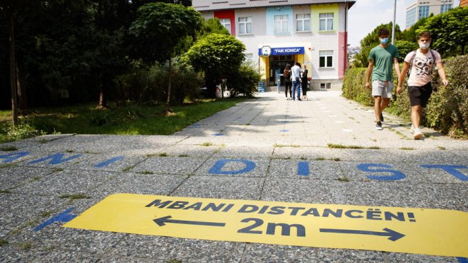 Na Kosovu tri osobe preminule, 197 novozaraženih korona virusom 4