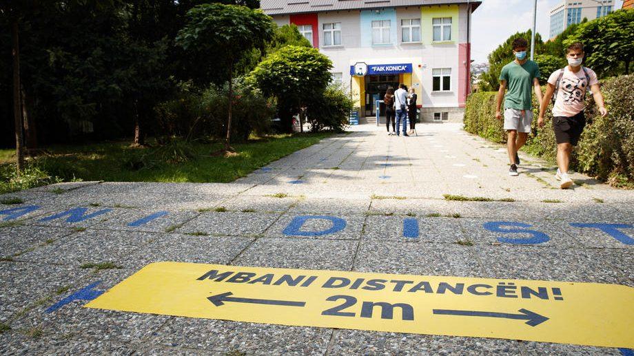 Bez novoobolelih ili preminulih od kovida u srpskim sredinama na Kosovu 1