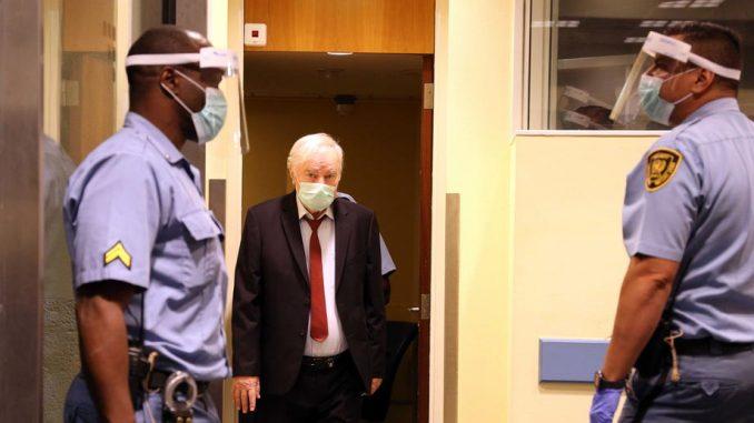 Smrt haškog sudije odlaže pravosnažnu presudu generalu Ratku Mladiću 1