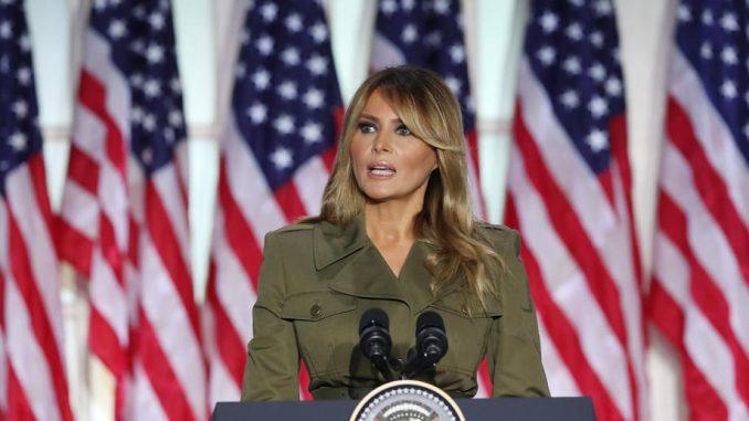 Prva dama SAD založila se za rasnu harmoniju, izrazila saosećanje sa žrtvama virusa 1