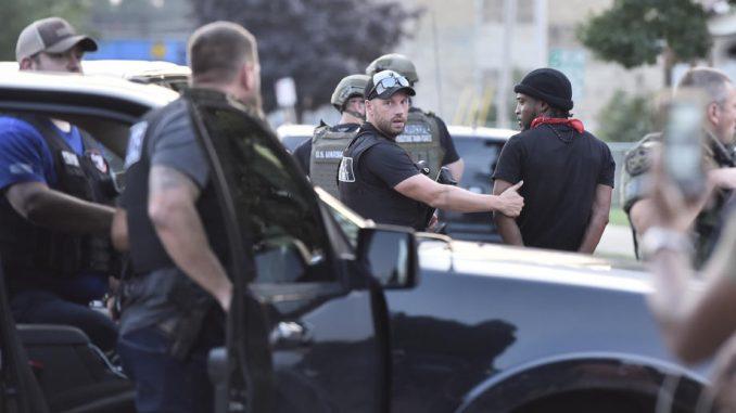 U Kenošu poslato više od 200 agenata FBI 2