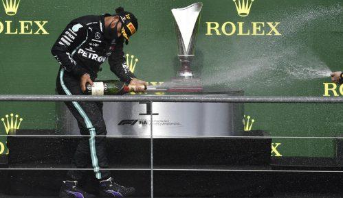 Hamilton pobedio u trci u Belgiji, 89. trijumf u Formuli 1 13