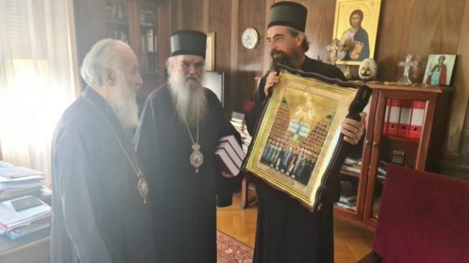 Patrijarh Irinej i mitropolit Amfilohije razgovarali o Crnoj Gori 4
