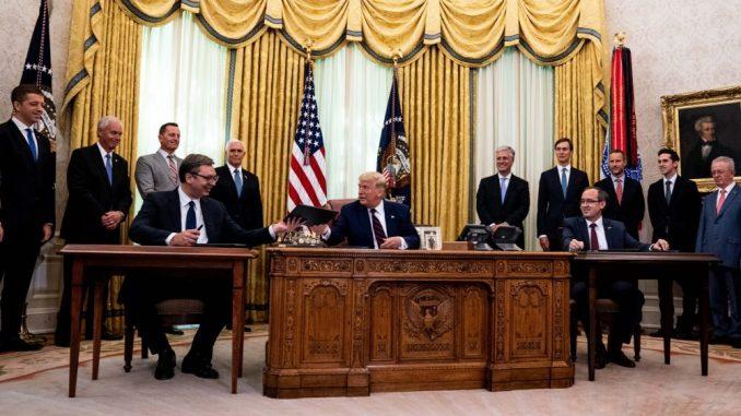 Server i Biber: Vašingtonski sporazum nije važan korak ka normalizaciji, uskoro će biti zaboravljen u SAD 1