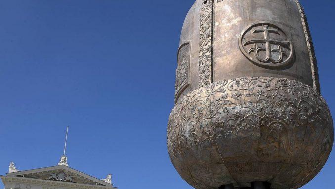 Stojanović o spomeniku Stefanu Nemanji: Možda je tajna te nakaze u ceni 4