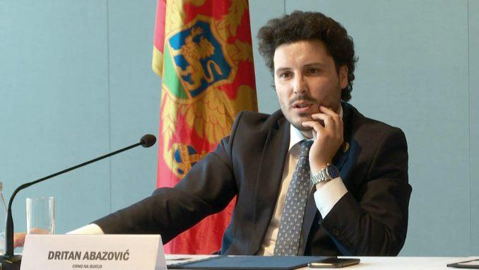 Dritan Abazović: Logično je da moja koalicija kadrira u službama bezbednosti 1
