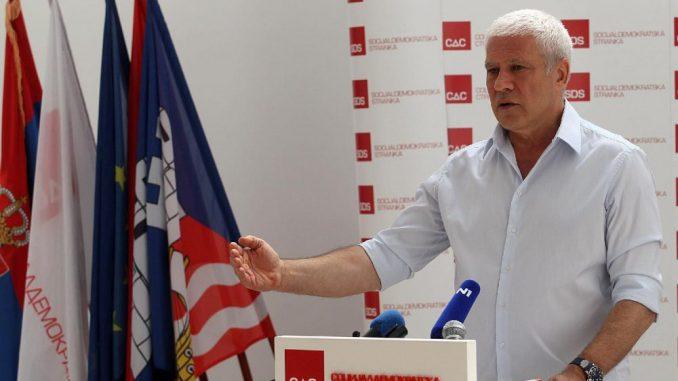 Lazović: Ljudi koji predlažu ujedinjenje istrošili politički autoritet 1