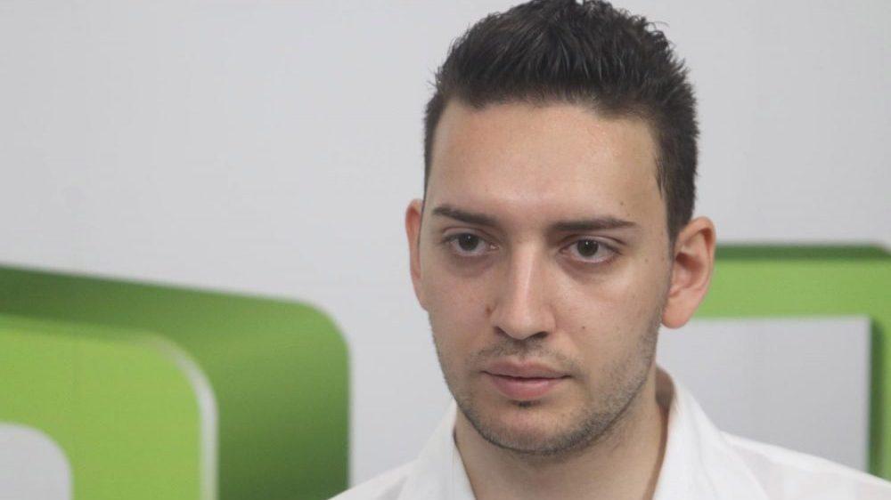 Grbović (PSG) u Šapcu: Poslanike birati neposredno 1