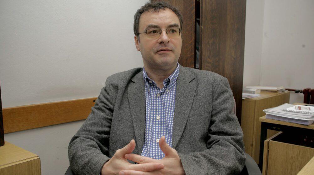 Bakić: Revolucija se u Srbiji još nije dogodila 1