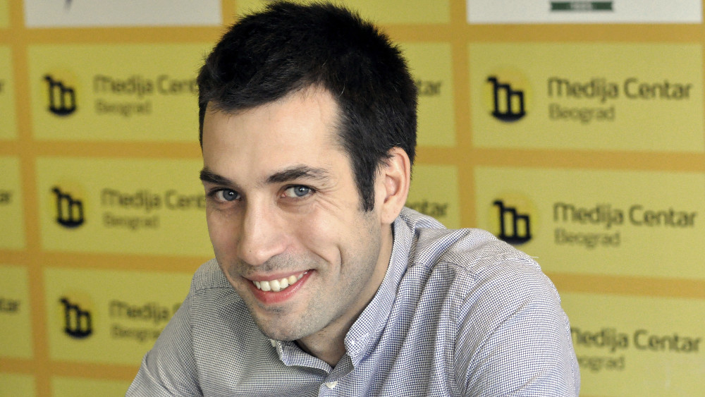 Radomir Lazović: Nema bolje osobe za gradonačelnika od Dobrice Veselinovića 1