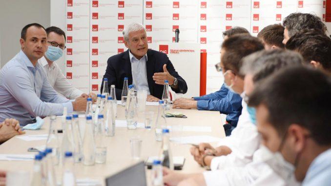 Najveći domet sastanka opozicije - dogovor o nenapadanju 2