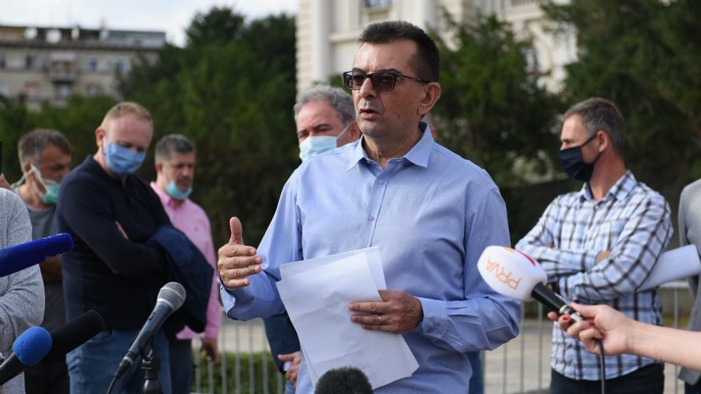 Janko Veselinović: Nebojša Stefanović nanosi štetu Srbima u regionu 1