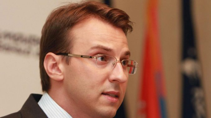 Petković umesto Đurića na čelu Kancelarije za KiM? 2