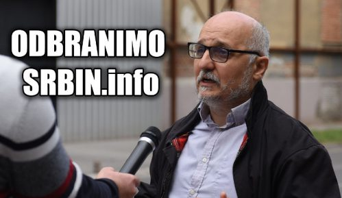 Urednik Srbin.infa poziva na protest ispred Televizije Hepi 1