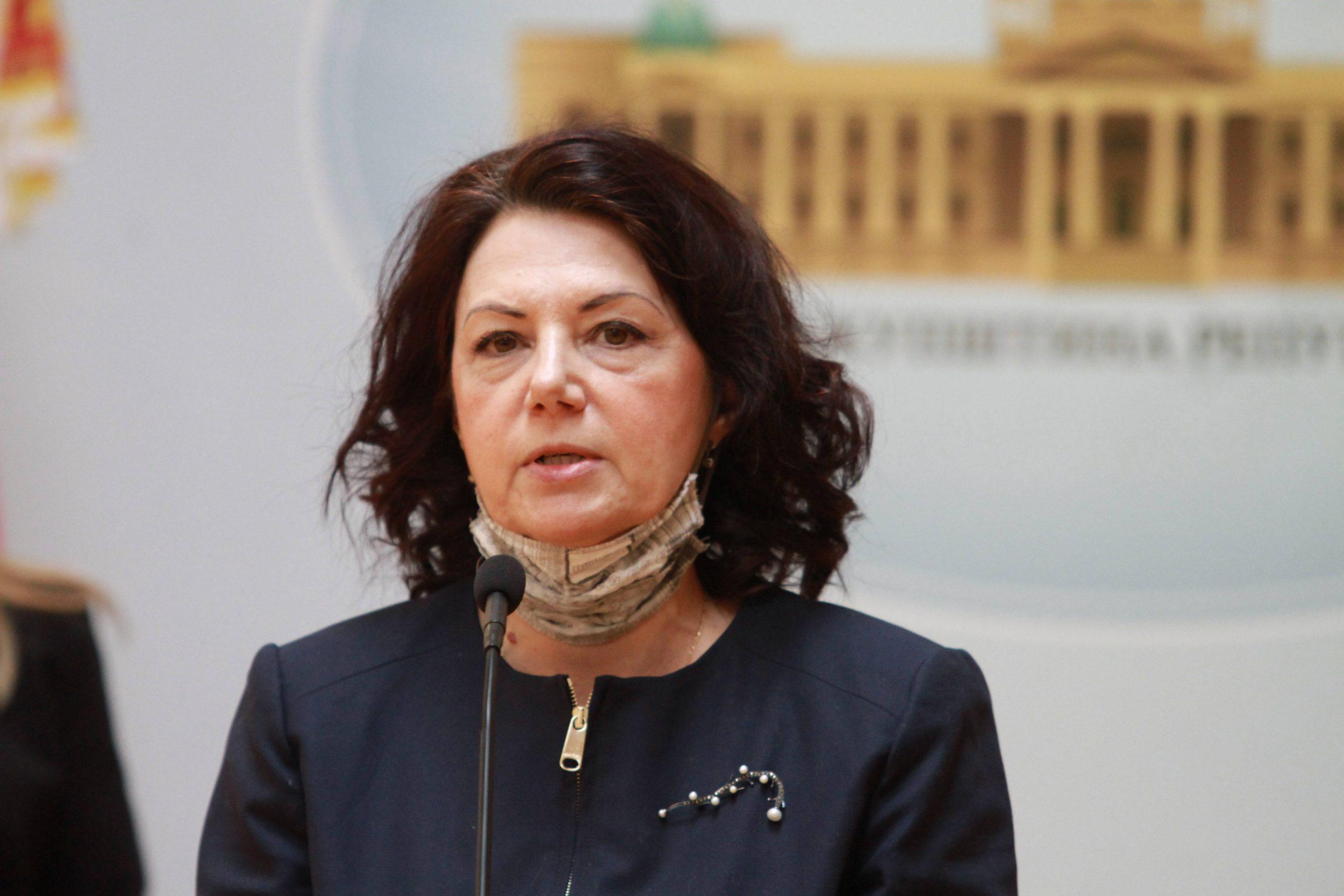Sanda Rašković Ivić: Utvrditi odgovornost za veliki broj umrlih lekara, Kon je proteza vlasti 1