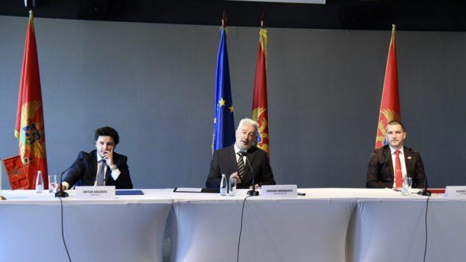 Bez dogovora o mandataru, Krivokapić neprihvatljiv strankama koje je predvodio 2