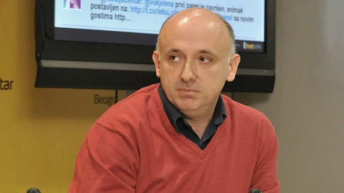 Radomirović se ponovo kandidovao za predsednika UNS-a 1