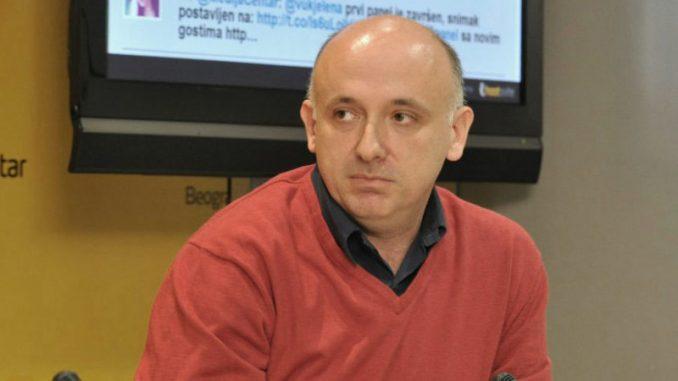 Radomirović se ponovo kandidovao za predsednika UNS-a 3