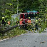 Jaka oluja u Finskoj, više od 80.000 domaćinstava bez struje 1