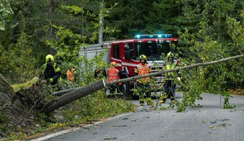 Jaka oluja u Finskoj, više od 80.000 domaćinstava bez struje 9