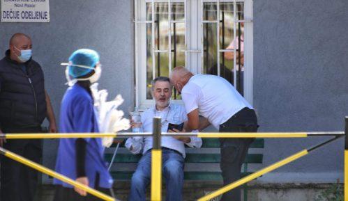 Tenzije oko Opšte bolnice i posle prekida štrajka glađu Novopazarca 5