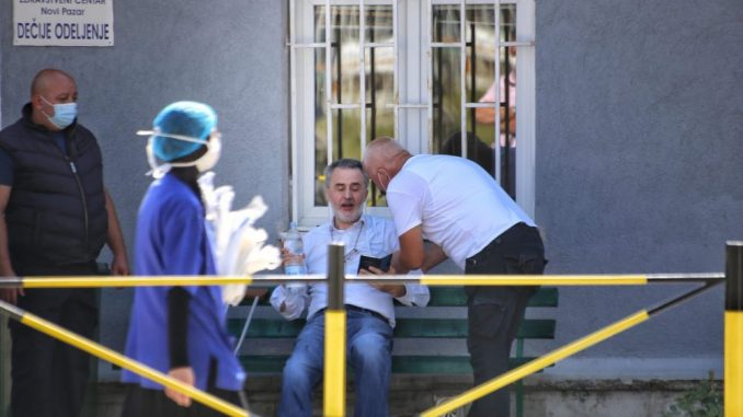 Tenzije oko Opšte bolnice i posle prekida štrajka glađu Novopazarca 1