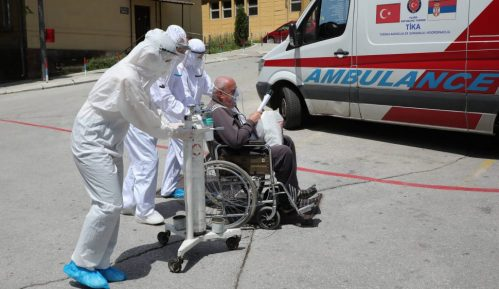 Ujedinjeni protiv kovida: Ministarstvo zdravlja reagovalo, sastanak 24. septembra 13