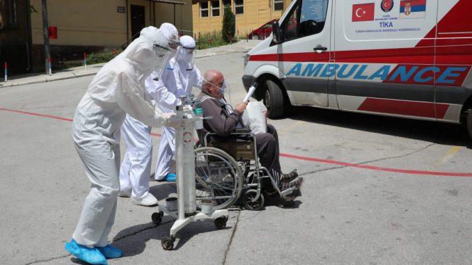 Ujedinjeni protiv kovida: Priznanje Kona dokaz da Krizni štab nije dobro vodio državu kroz pandemiju 2