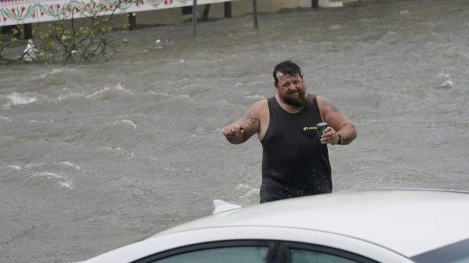 Uragan Sali izazvao velike poplave na jugoistoku SAD 1