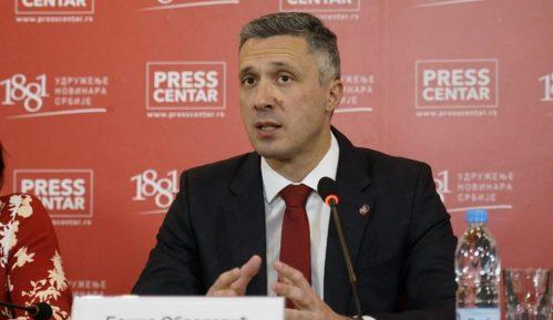 Dveri pozvale na javnu raspravu o izmenama izbornog sistema u Srbiji 11