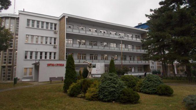 U KBC-u Dragiša Mišović najmlađi pacijent koji se leči od korone dete rođeno pre osam dana 4