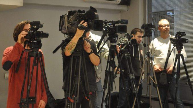 Konkurs za godišnje nagrade Udruženja novinara Srbije 2