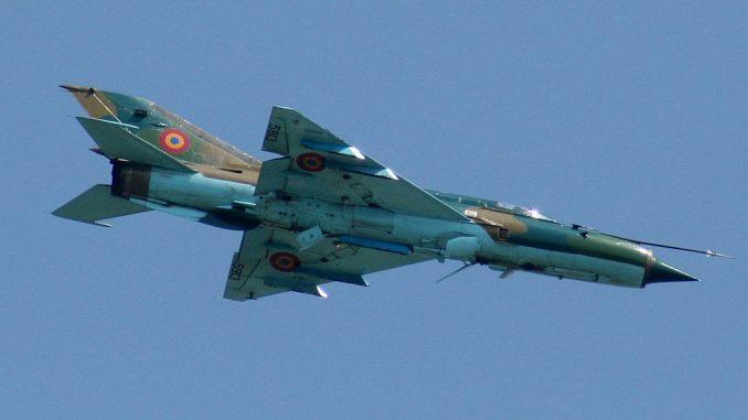 Ministarstvo odbrane: Srušio se Mig-21 Vojske Srbije kod Loznice 2