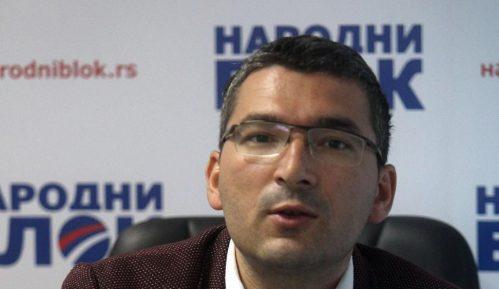 Parović: Ponašanje voditeljke sa Dačićem sramota za RTS 7