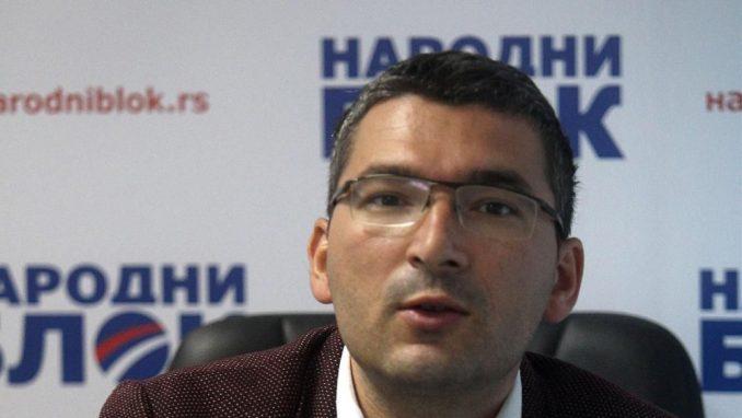 Parović: Vrh vlasti od Srbije napravio mafijašku državu 1