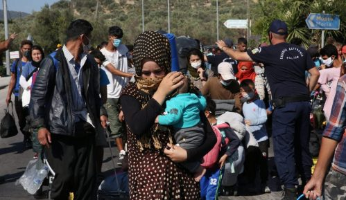 Kod obale Tunisa spaseno 157 migranata 1