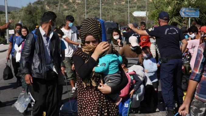 Nemačko pravosuđe zabranilo vraćanje izbeglica u Grčku 1