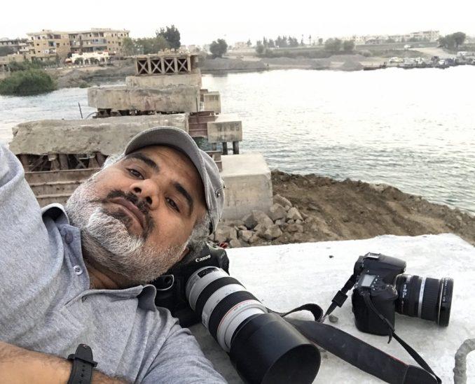Sirija, rat i hrabrost: Fotograf Abud Hamam i zanat koji mu je spasio život 2