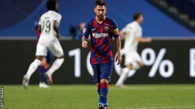 Lionel Mesi: Ima 33 godine, od toga je 20 u Barseloni i ostaće još 4