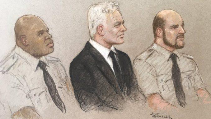 Džulijan Asanž pred sudom u Londonu: Da li će osnivač Vikiliksa biti izručen Americi 3