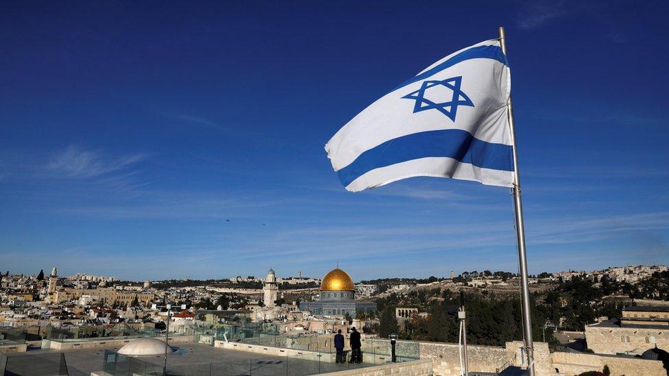 Jerusalim, 4. decembar 2017.