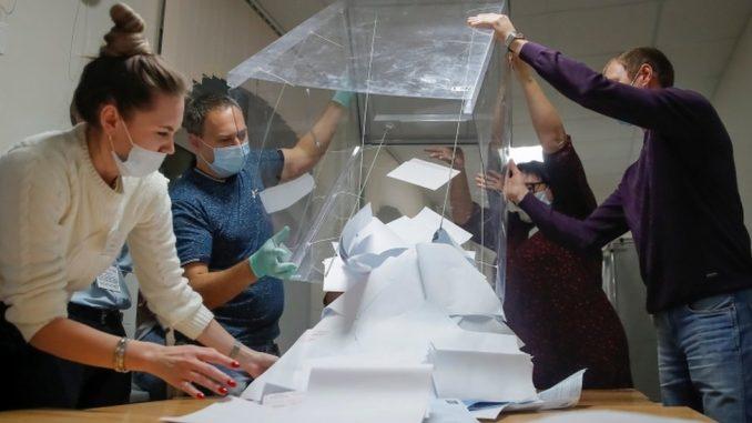 Izbori i Putin: Jedinstvena Rusija tvrdi da je odnela ubedljivu pobedu na lokalnim izborima 3