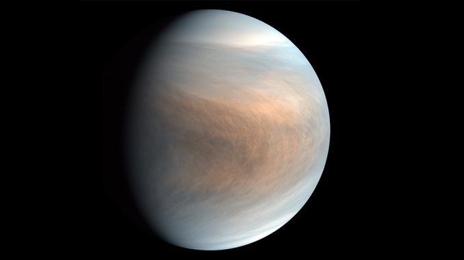 Svemir i istraživanja: Lebdi li život u oblacima Venere 3