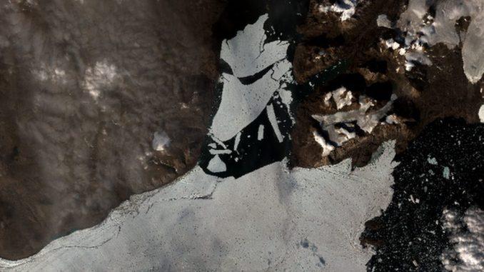 Klimatske promene: Toplota uništila deo ledenog pokrivača na Grenlandu 4