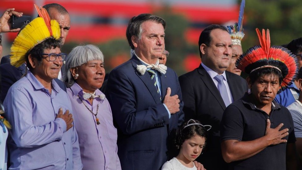 Bolsonaro je podržao veću eksploataciju Amazonije