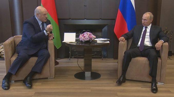 Putin i Lukašenko: Kremlj želi da zadrži Belorusiju u sferi uticaja Moskve 4