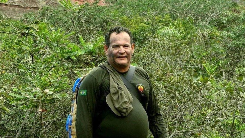 Rieli Franciskato bio je cenjeni ekspert za kontakt sa domorodačkim plemenima