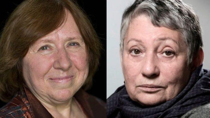 Belorusija, Rusija i opozicija: Dve slavne spisateljice protiv Lukašenka i Putina 2