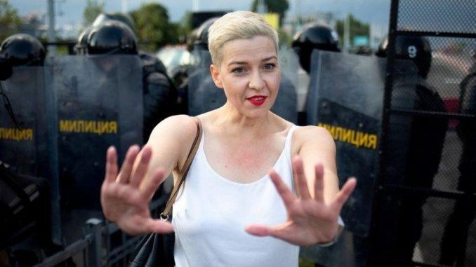 Belorusija: Kolesnikova optužena da podriva nacionalnu bezbednost, Evropski paralament za nove izbore 4