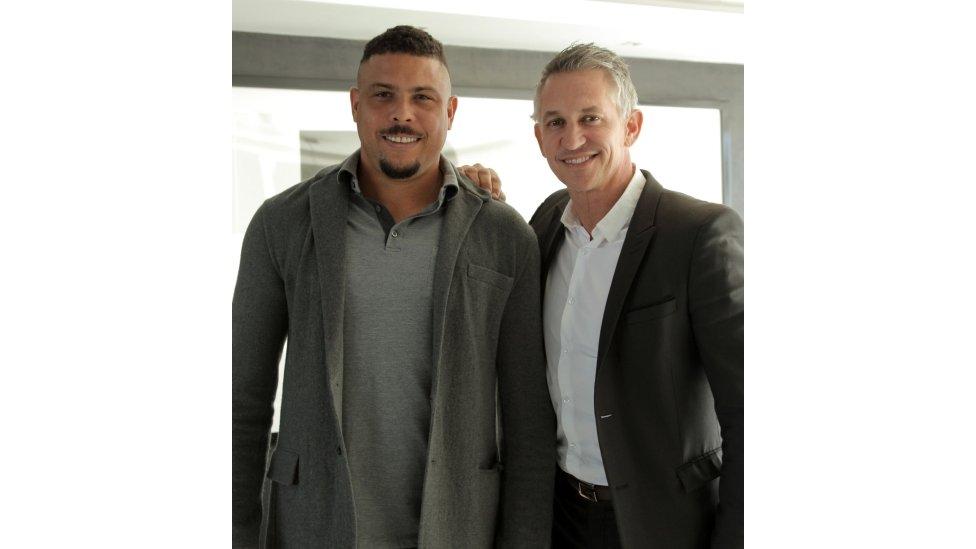 Ronaldo, Lineker